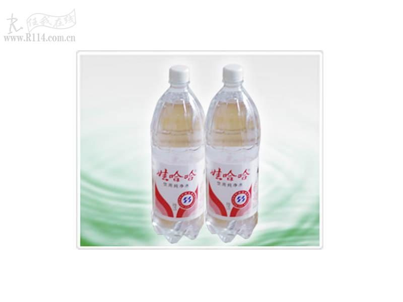 娃哈哈纯净水1.5L*12瓶 整箱