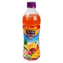美汁源热带果粒饮料420ml
