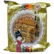 稻香村广式玫瑰细沙月饼110g