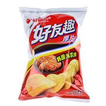 好友趣韩国泡菜味75g