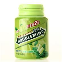 绿箭口香糖40粒瓶装