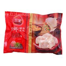 三全猪肉荠菜水饺450g