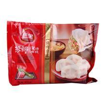 三全豬肉韭菜水餃450g
