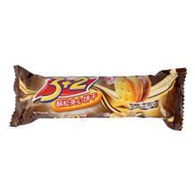 康师傅3+2酥松夹心饼干花生巧克力味118g