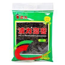 波力海苔原味4.5g