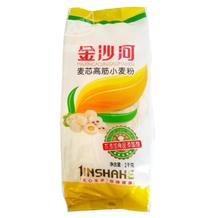 金沙河麦芯高筋小麦粉1kg