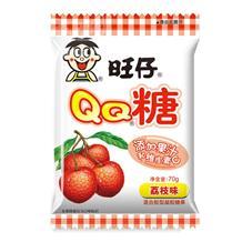 旺仔QQ糖荔枝味70g