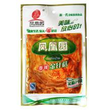 凤凰园香辣金针菇40g