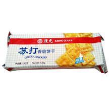 康元苏打香脆饼干130g