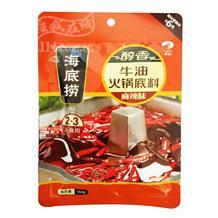海底捞醇香牛油火锅底料150g*40袋 整箱