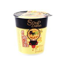统一汤达人原盅鸡汤杯面85g