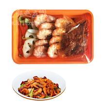 干锅虾(辣)