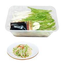 尖椒土豆丝(半成品)