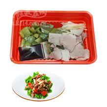 青椒肉片(半成品)