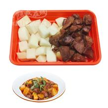 土豆炖牛肉(半成品)