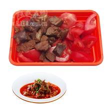 西红柿炖牛腩(半成品)