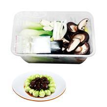 香菇油菜(半成品)