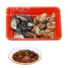 小鸡炖蘑菇(半成品)