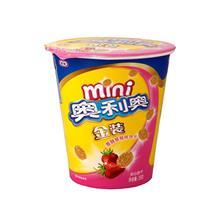 mini奥利奥金装草莓味55g