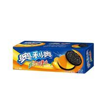 奥利奥缤纷双果味夹心甜橙+芒果106g
