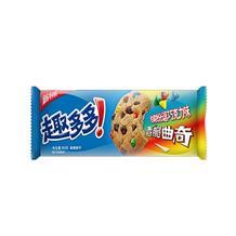 卡夫趣多多缤纷逗巧克力味曲奇饼干85g