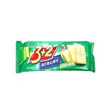 康师傅3加2甜苏打清新柠檬口味125g