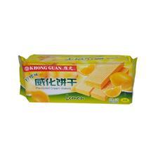 康元檸檬味威化餅干115g
