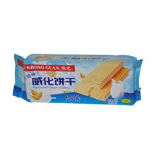 康元牛奶味威化饼干115g