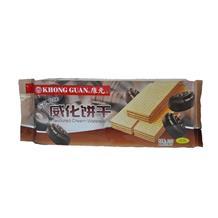 康元巧克力味威化饼干115g