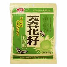 金硕葵花籽五香味308g