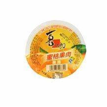 喜之郎果肉果冻蜜桔味200g