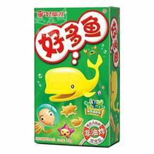 好多魚海苔味33g