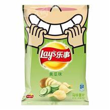 乐事黄瓜味薯片70g