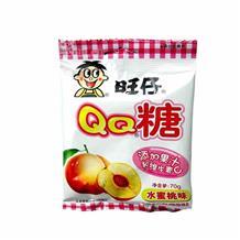 旺仔QQ糖水蜜桃味70g