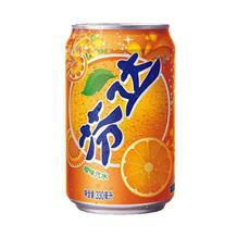 芬达橙味330ml