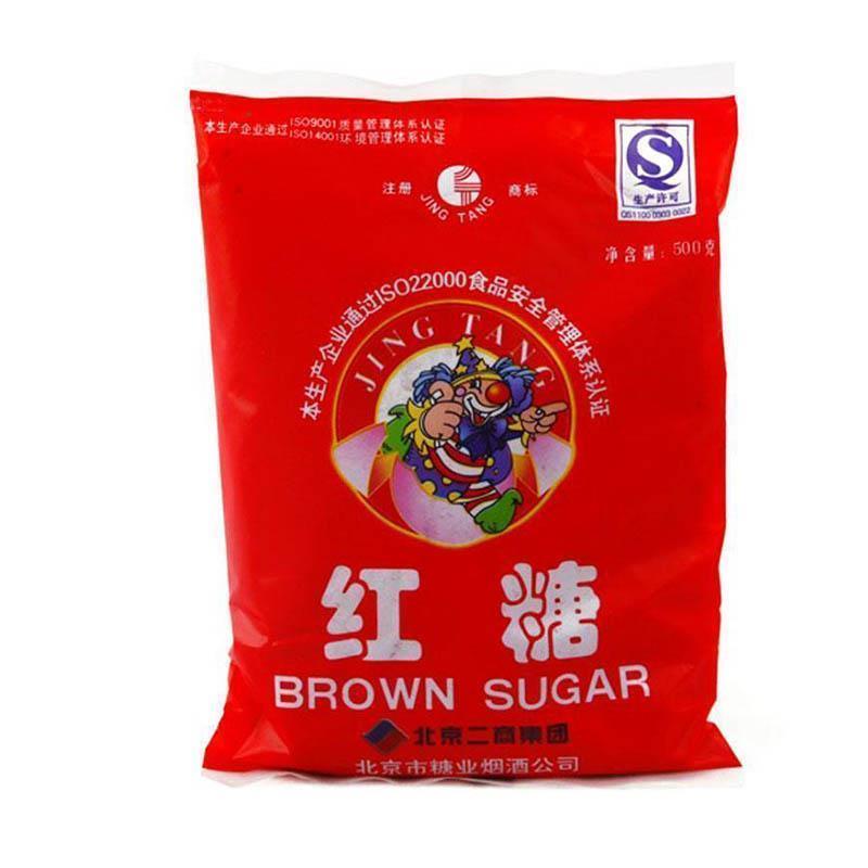 糖业红糖500g