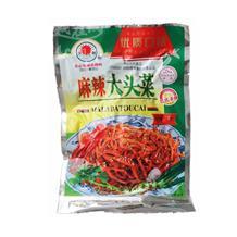海明香辣大头菜105g*100袋 整箱