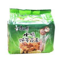 康师傅小鸡炖蘑菇面100g五连包装