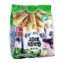 福娃糙米卷海苔味180g