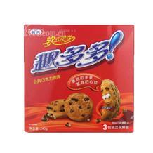 卡夫趣多多软式甜饼巧克力味240g