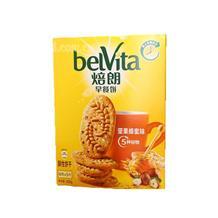 焙朗早餐饼干坚果蜂蜜味300g