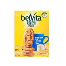 焙朗早餐饼干牛奶谷物味300g