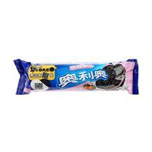 奥利奥夹心饼干草莓味130g