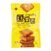 香海鱼豆腐烧烤味100g
