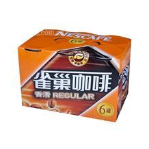雀巢咖啡香滑罐装180ml*6