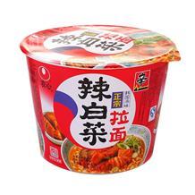 农心辣白菜碗面117g