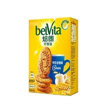 焙朗早餐饼干牛奶谷物味150g