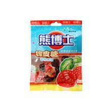 熊博士橡皮糖莓果味60g