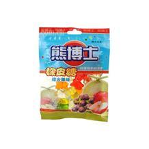 熊博士橡皮糖综合果味果味60g