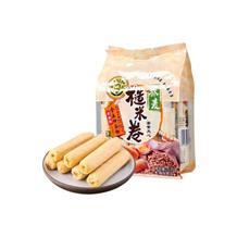 徐福记糙米卷荞麦蛋黄味135g